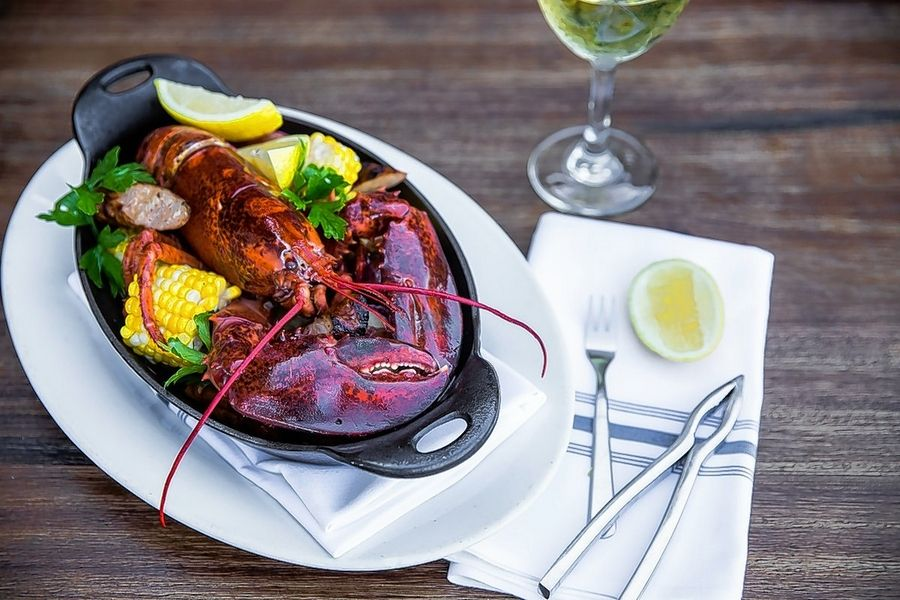 Celebrate Fat Tuesday with Di Pescara's Lobster Feast.