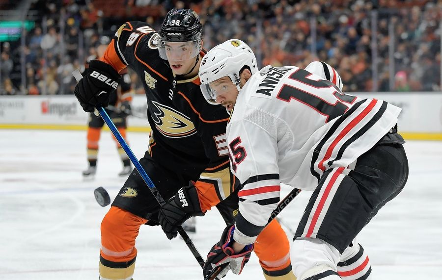 7618956465a It's been a rough season for Chicago Blackhawks center Artem Anisimov, who  admits he has