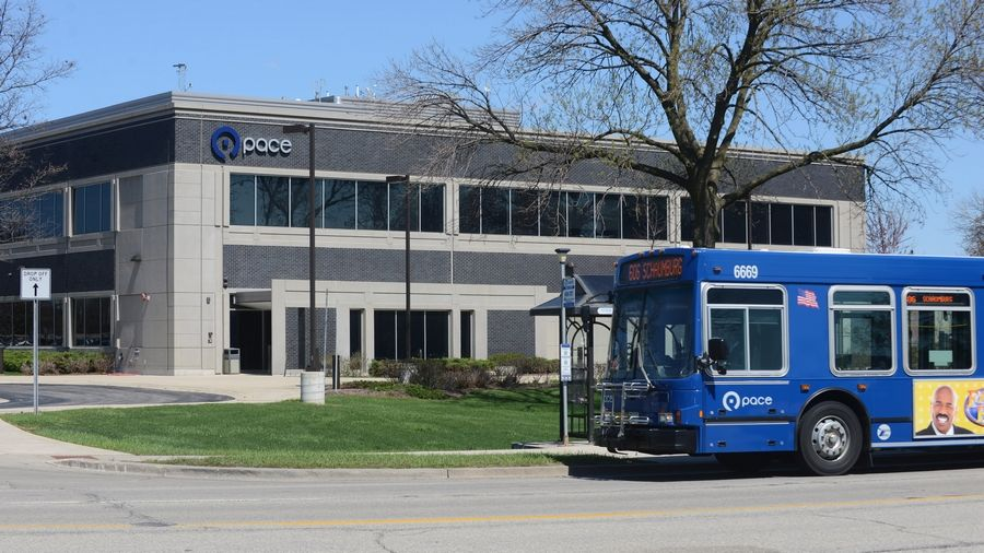 Pace suburban bus agency is denying a claim about age discrimination and political hiring contained in a federal lawsuit.