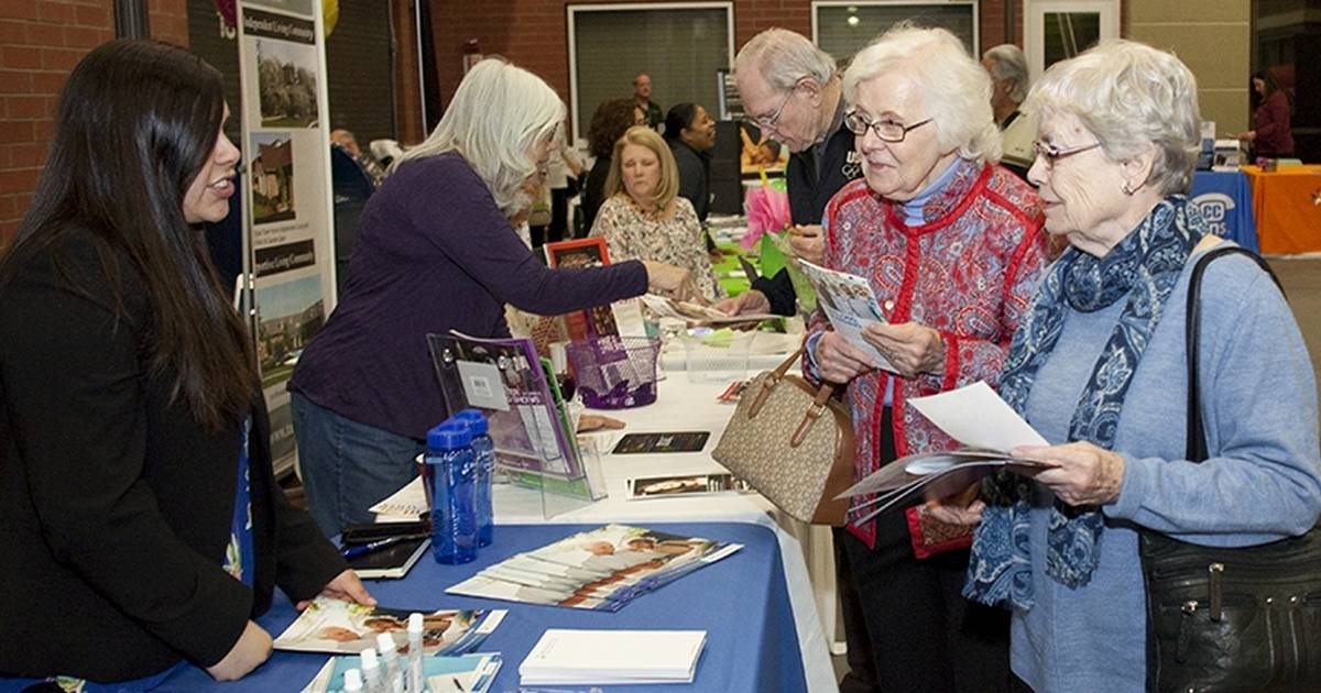 College of DuPage to host annual Senior Expo March 31