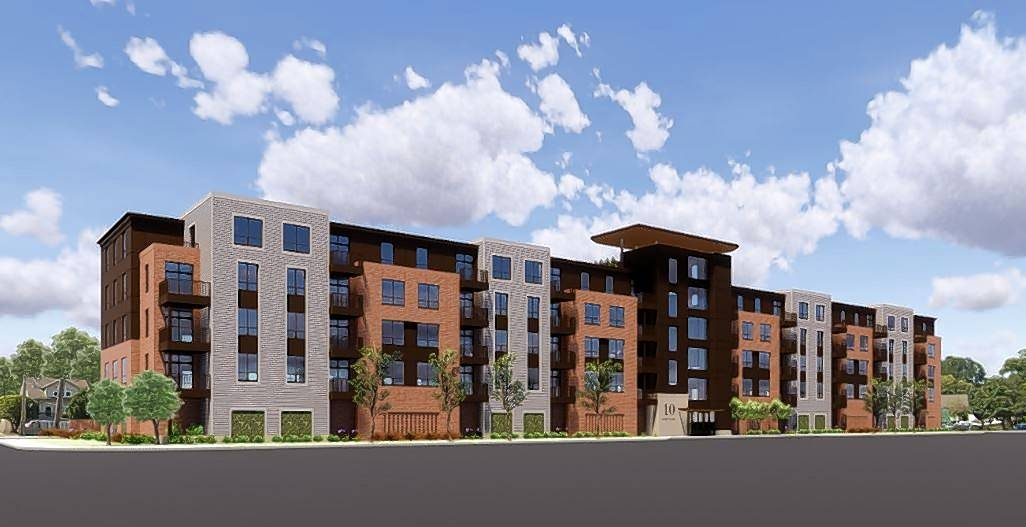 Mount Prospect OKs new downtown apartment building