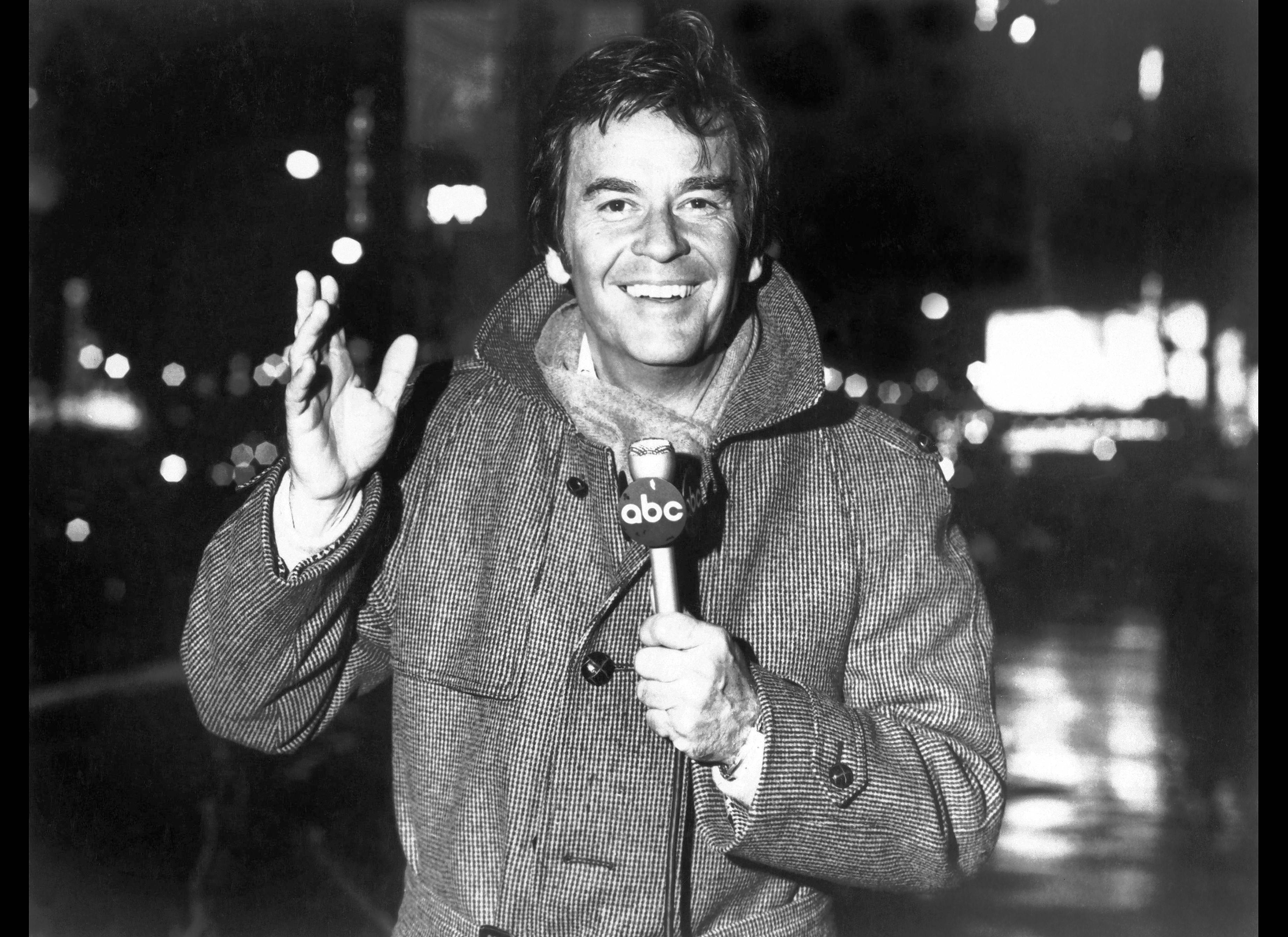 The late Dick Clark, producer and television host, owned a company that put on more than 7,500 TV and live shows.