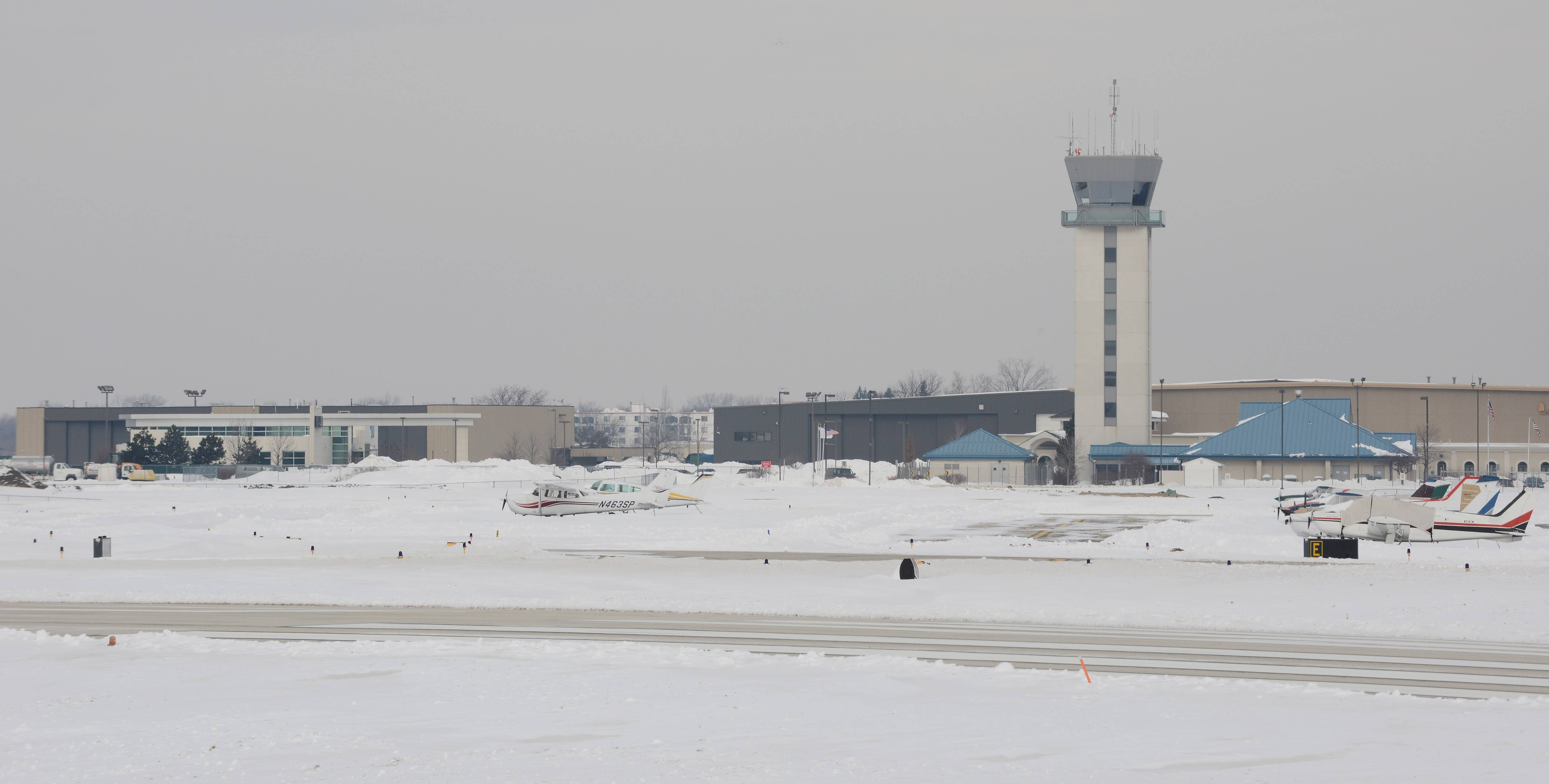 Chicago Executive Airport officials announced Friday they will eliminate any consideration of extending its runways beyond the facility's boundaries as part of its master planning process.