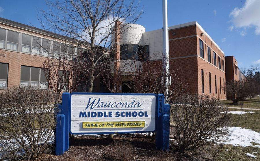 About 120 Wauconda Middle School students would move to Matthews Middle School in Island Lake this fall under a plan tentatively approved by the District 118 board Thursday.