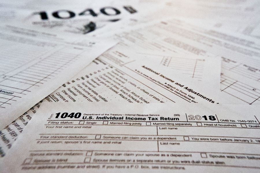 "Why are all those ""free"" online tax services free?"
