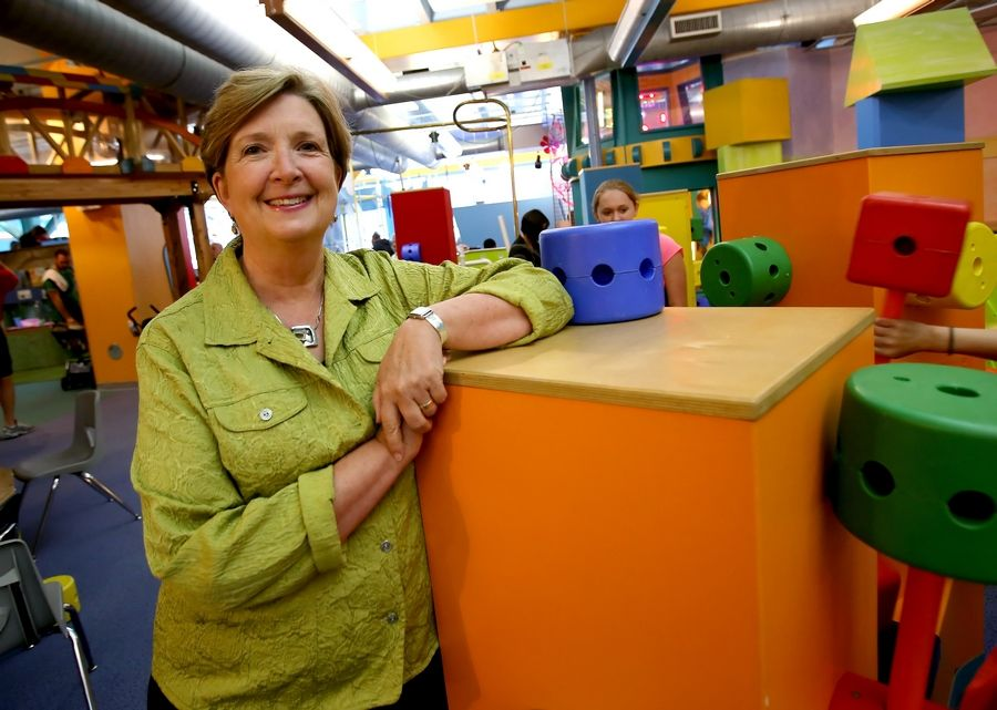 Sarah Orleans joined DuPage Children's Museum as CEO in 2014 and is planning to leave her position late this year after the museum board selects a new leader.