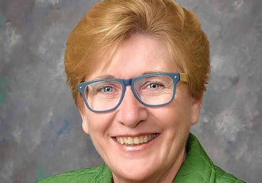 Barbara O'Meara is a candidate for the Naperville City Council.