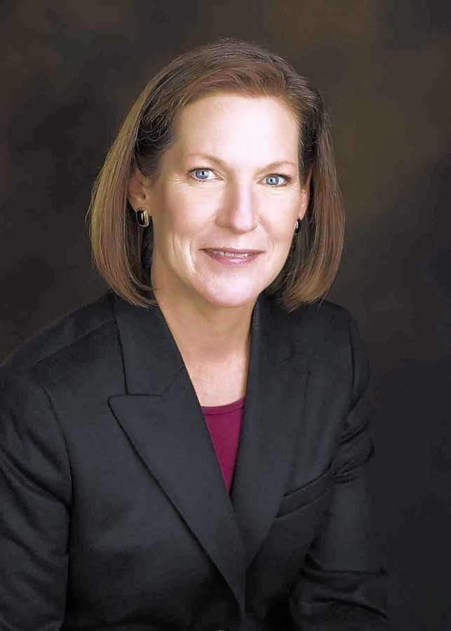 Debra A. Buettner is a candidate for Barrington Hills trustee.