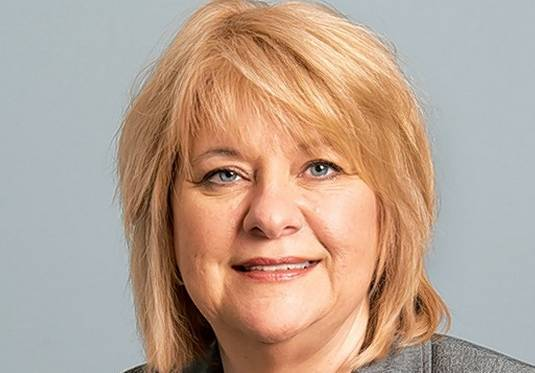 Suzette Bojarski is a candidate for Lake In The Hills trustee.