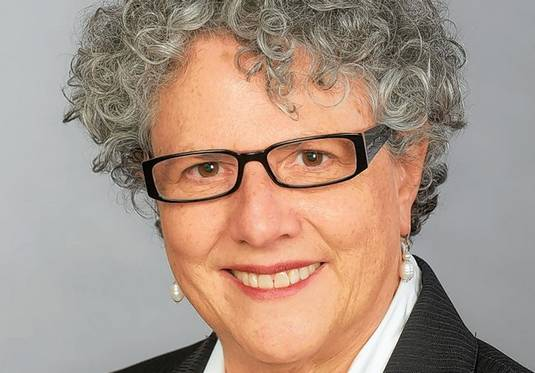 Carol Rauschenberger is a candidate for mayor of Elgin.