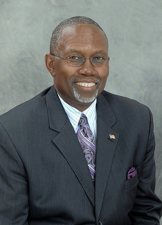 Sherman Jenkins is a candidate for Aurora city council.