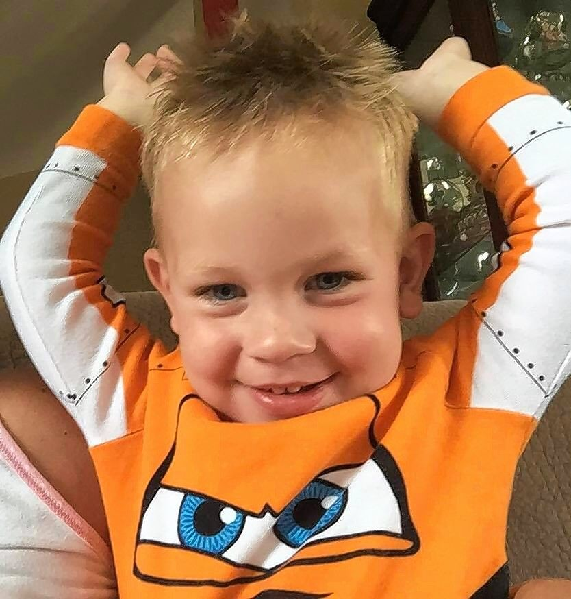 Mason Wasz, the preschool son of a coach and former figure skater from Algonquin, died in early 2017 at the age of 3½ after contracting a rare viral infection.