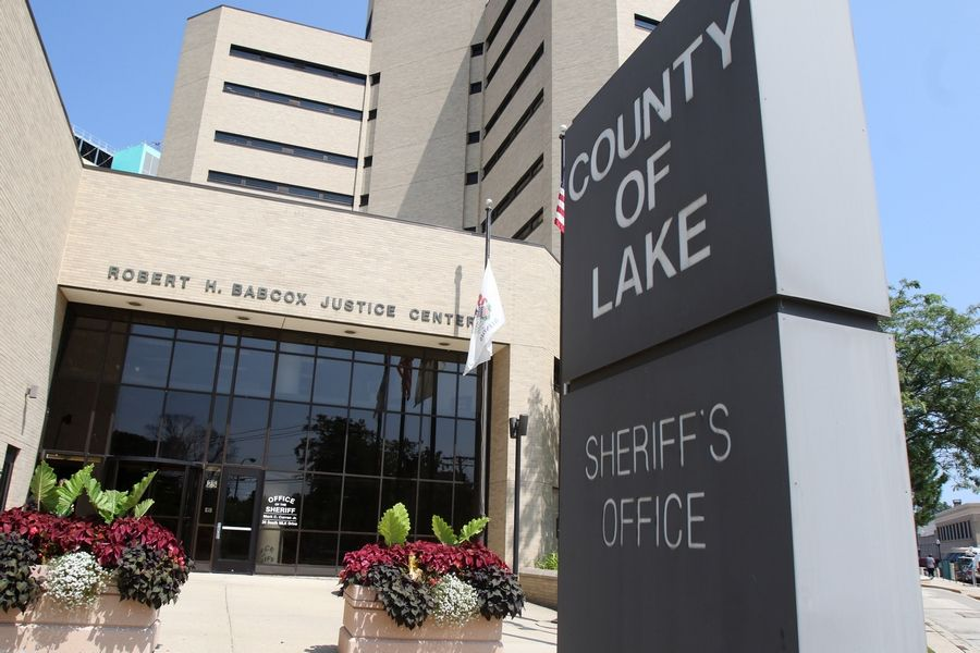 Lake County sheriff's officials say their headquarters in Waukegan is overcrowded, creating the need to build a separate facility being planned in Libertyville.