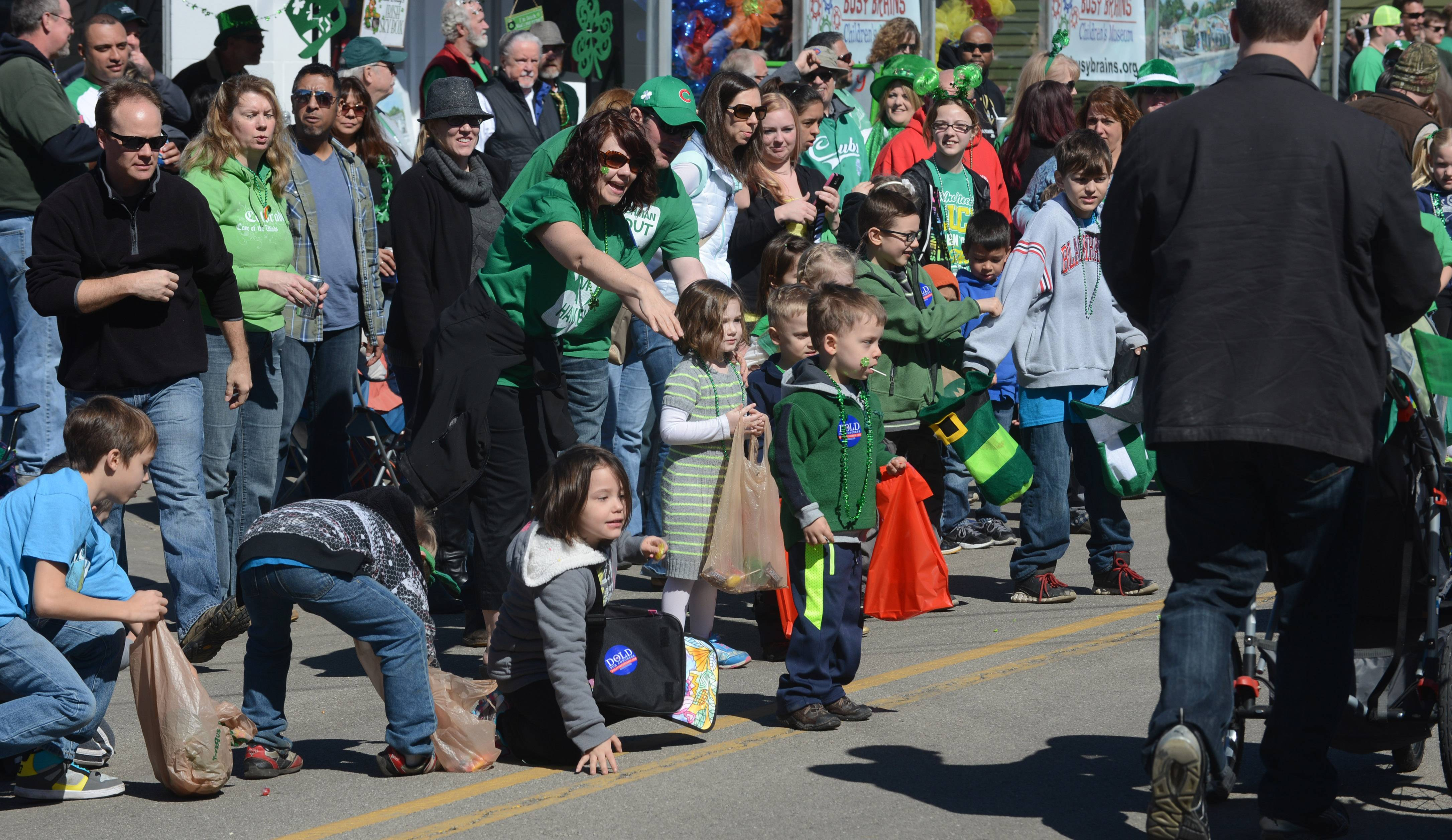 Enjoy Lake County's biggest St. Patrick's Day Parade March 16 in Lake Villa