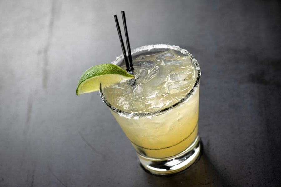 Yard House recently introduced the Jameson margarita, perfect for St. Patrick's Day.