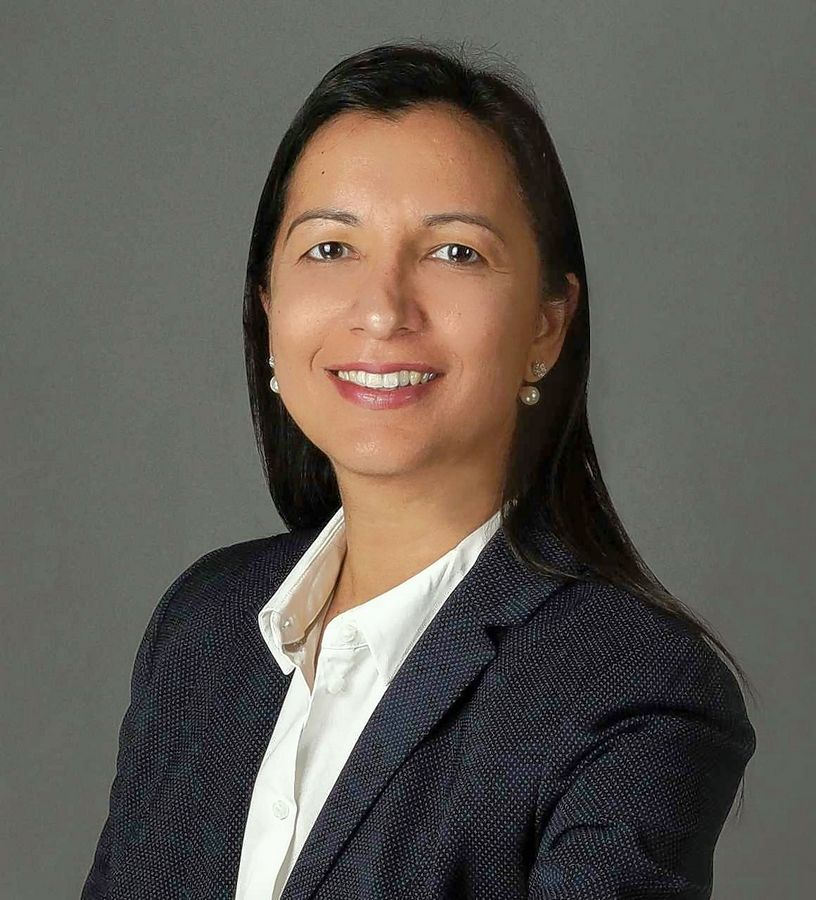 Natasha Grover is a candidate for school board in Indian Prairie Unit District 204.