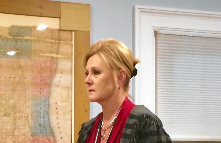 Kildeer-Countryside Elementary District 96 Superintendent Julie Schmidt says costs are adding up for revisions being made for a solar panel proposal on three acres of a 69-acre school campus near Gilmer and Diamond Lake roads in Long Grove.