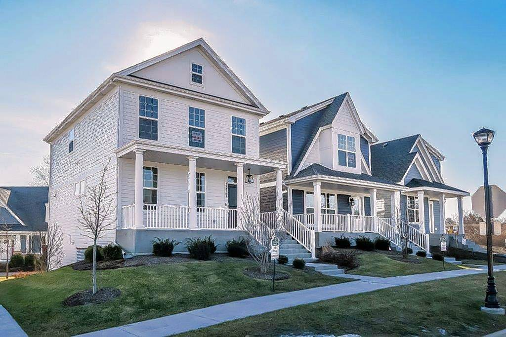 Stafford Place in Warrenville by Airhart Construction is designed with millennial buyers in mind.