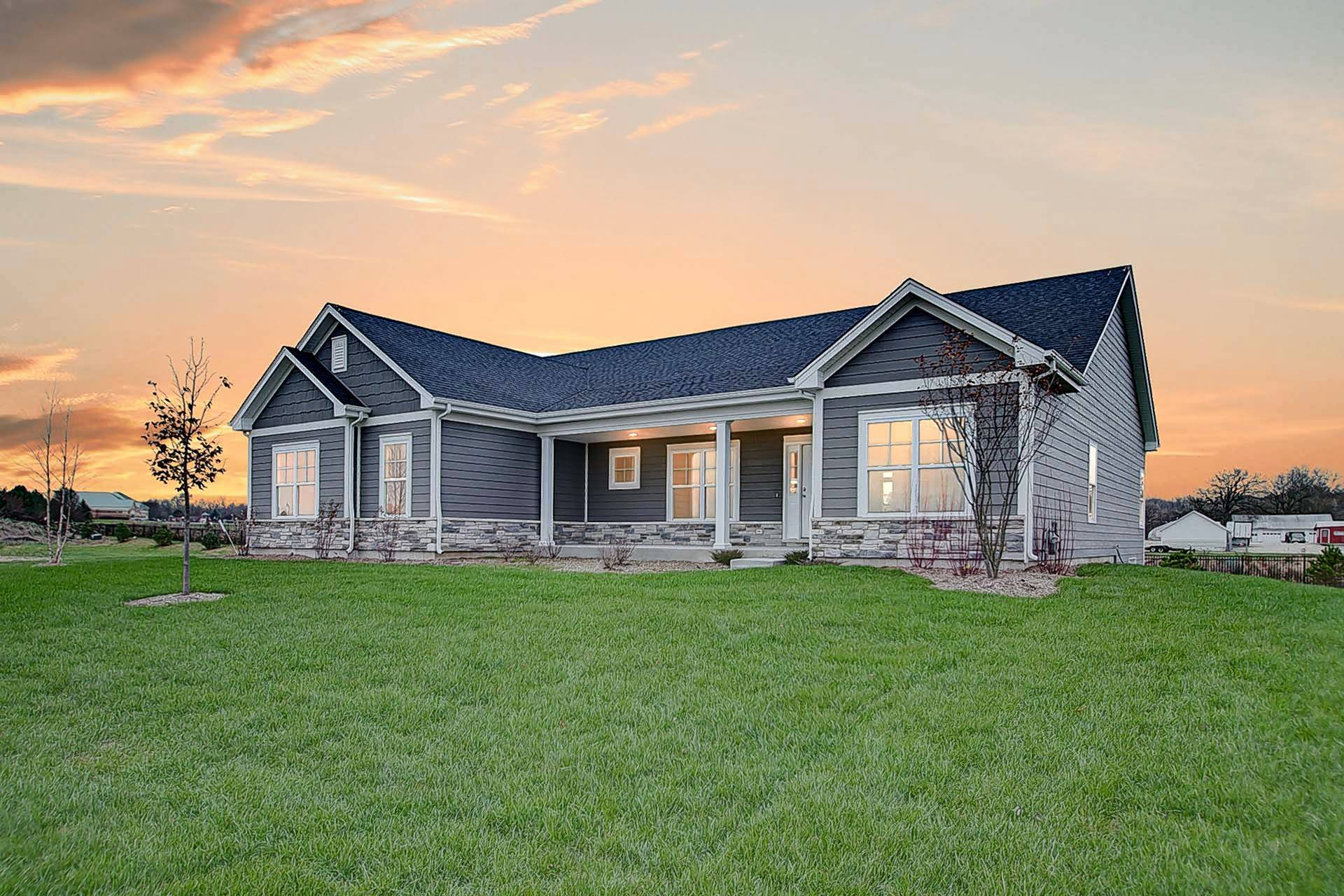 Shodeen Homes offers ranch-style homes that many millennials seem to prefer.