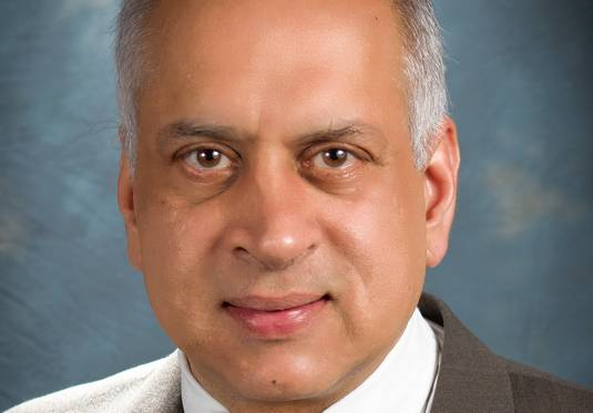 Asif Yusuf is a candidate for Oak Brook Village Trustee