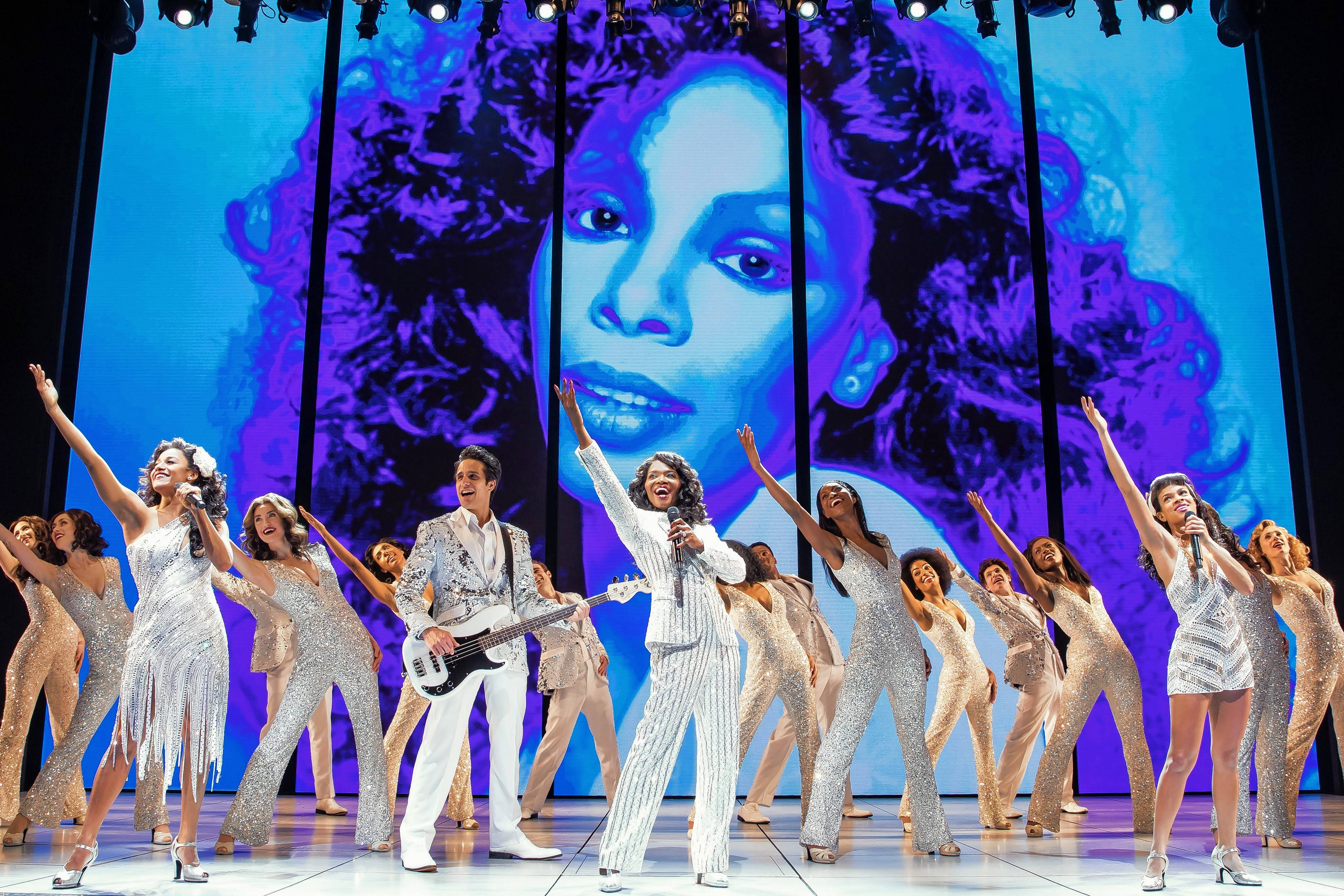 """Summer: The Donna Summer Musical"" tours to Chicago's Nederlander Theatre from Feb. 12-23, 2020."