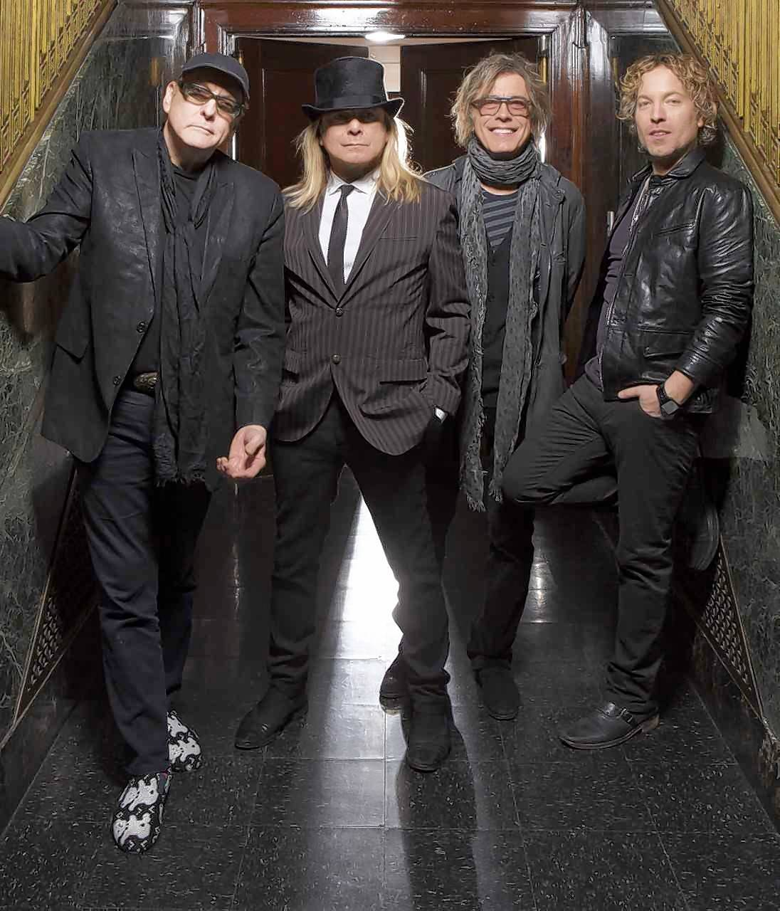 Cheap Trick is set to perform Friday, June 7, at the Genesee Theatre in Waukegan.