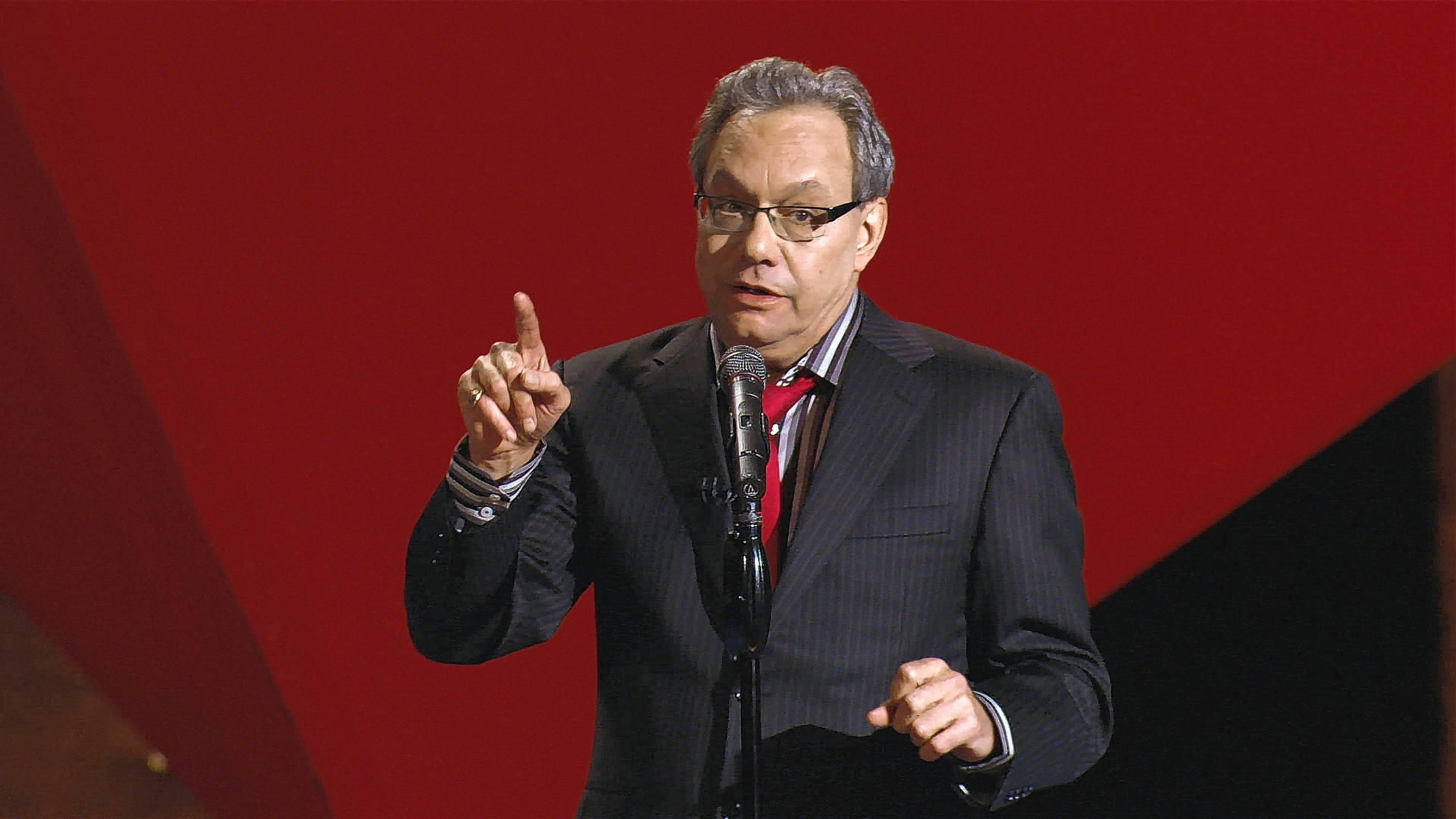 "Lewis Black brings his ""The Joke's on US Tour"" to Elgin Community College on Thursday, March 21."