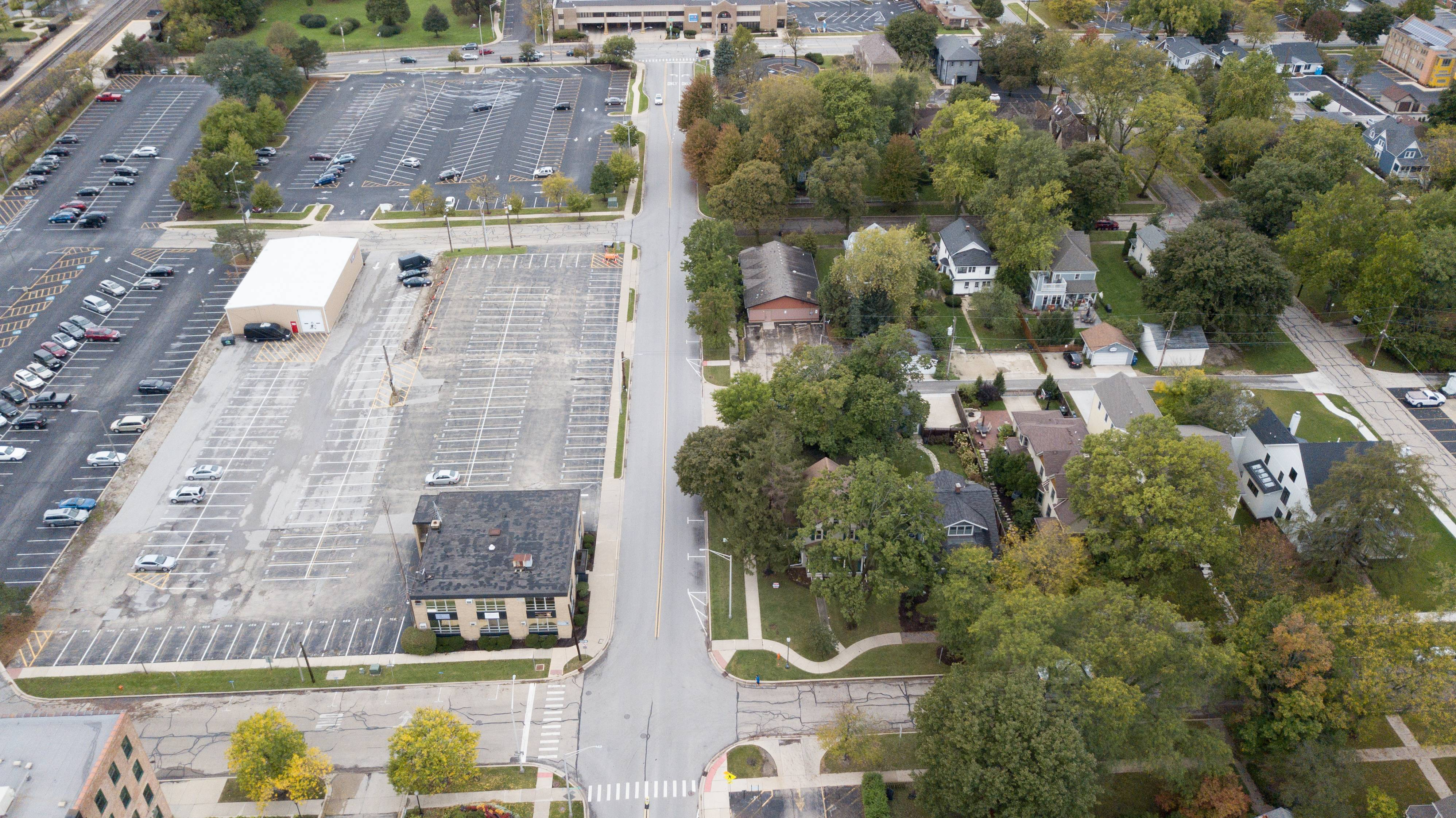 When 13 acres of city-owned land along 5th Avenue near the Metra station in Naperville is redeveloped, the city's housing advisory commission recommends 20 percent of all residences built meet the Illinois Housing Development Authority's definition of affordable housing.