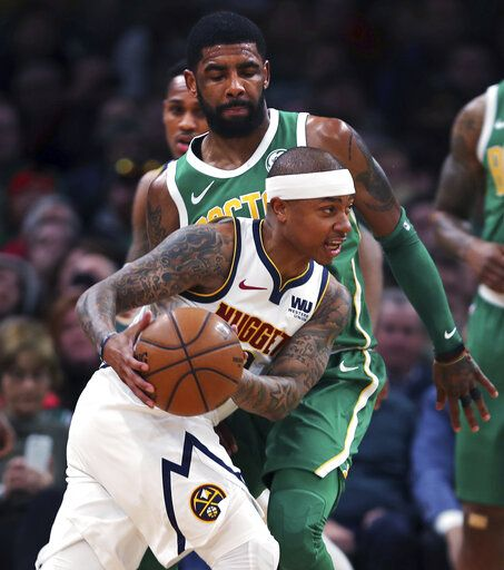 Denver Nuggets Guards: Nuggets Clinch Playoff Berth With 114-105 Win Over Celtics