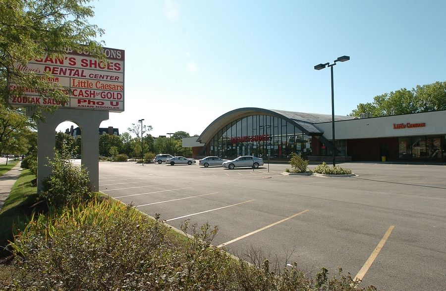 We feel that this center can be revitalized: how buffalo grove