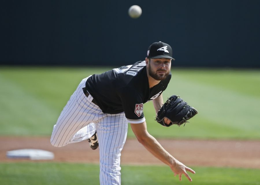 buy popular 501c7 54c67 It's time for Giolito to produce for Chicago White Sox
