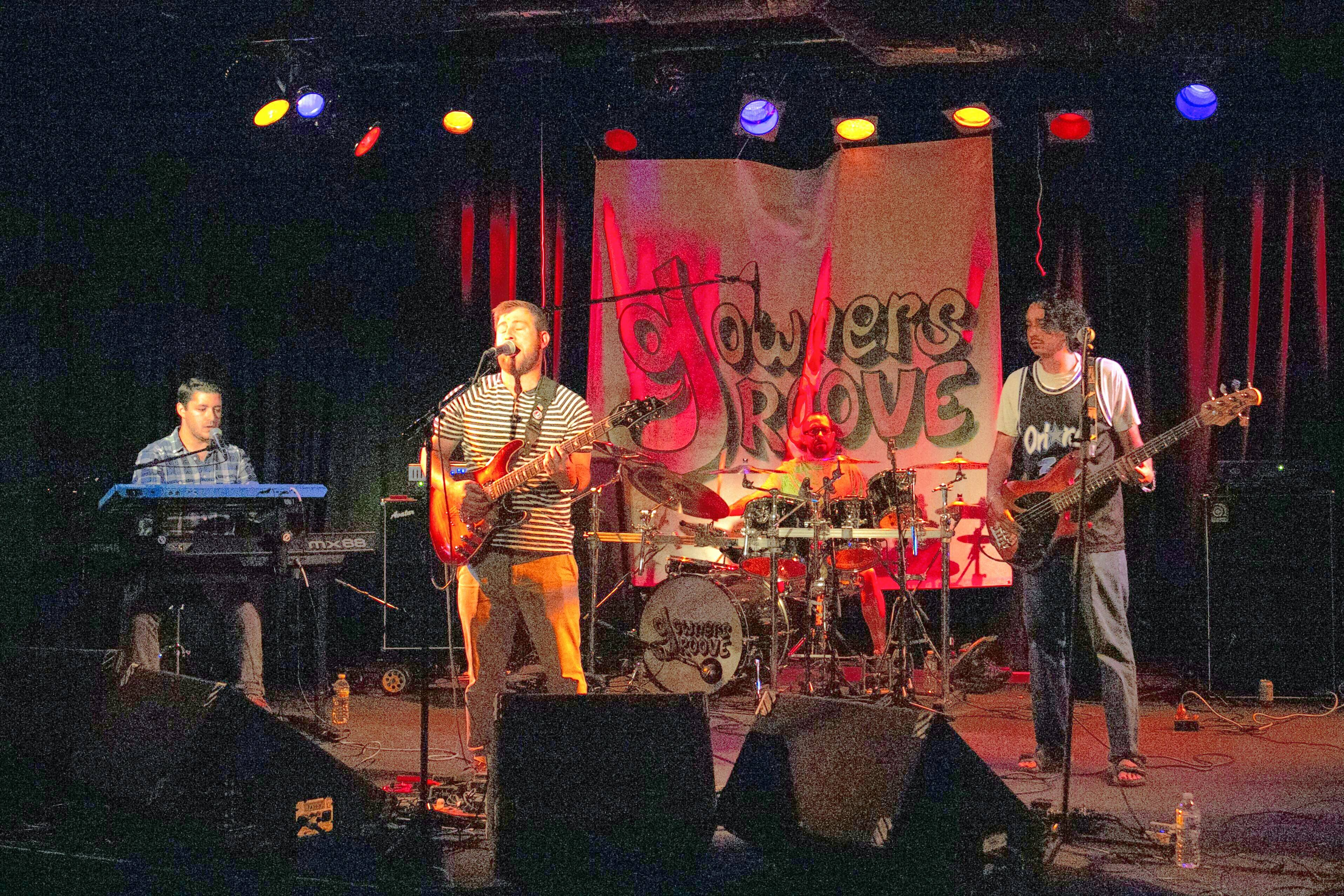 "West suburban Downers Groove plays Summer Camp: On the Road at Martyrs' Saturday, March 23, backing a newly released album, ""Live Vol. 1."""