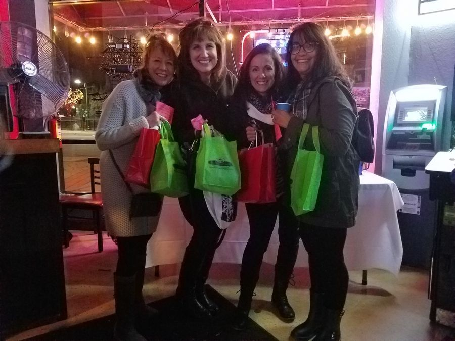 Girls on the Town 2018Downtown Palatine Business Association
