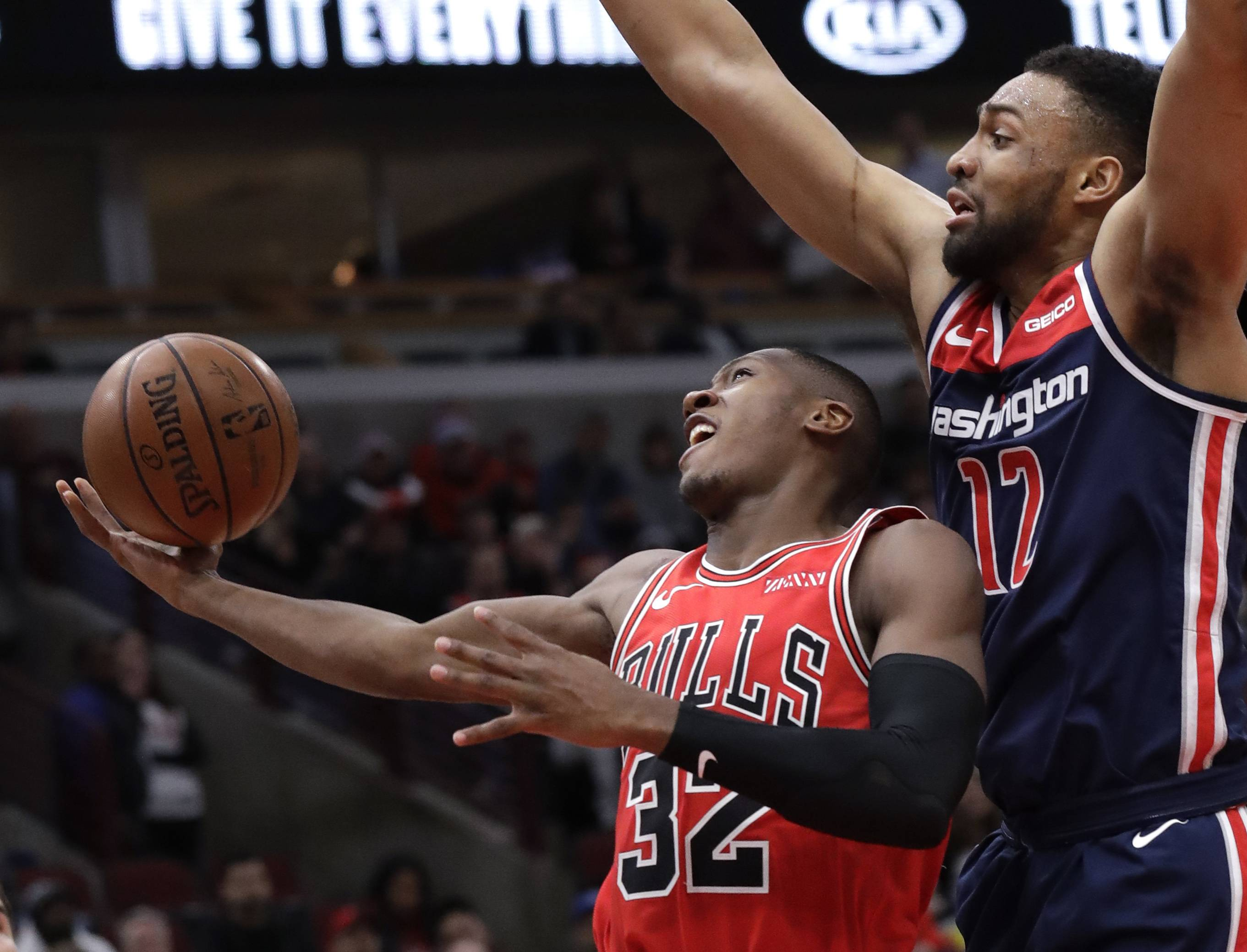 The victory over Washington helped illustrate the questions facing the Bulls at the point guard spot. Should they stick with Kris Dunn, who produced 26 points and 13 assists on Wednesday?