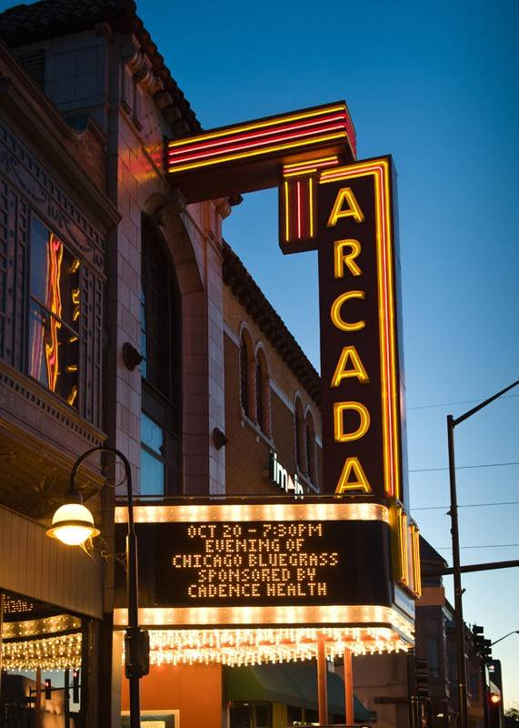 Tonight's show at the Arcada Theater in St. Charles featuring Last in Line, will go on as scheduled after the theater reopened after safety repairs.