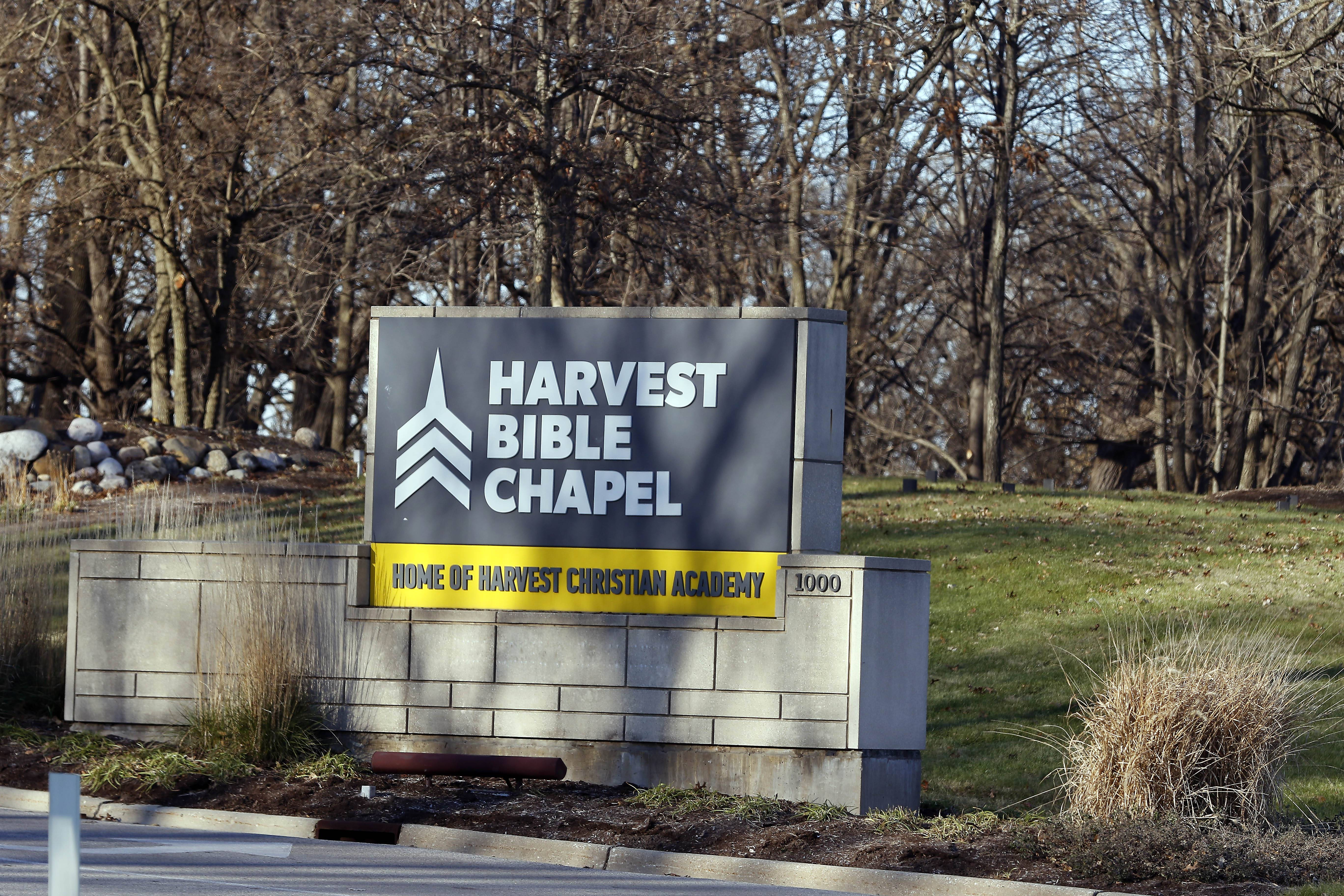 Assistant Senior Pastor Rick Donald has resigned from Harvest Bible Church after a one-month leave of absence.