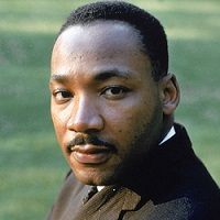 Dr. Martin Luther King, Jr.Unkown