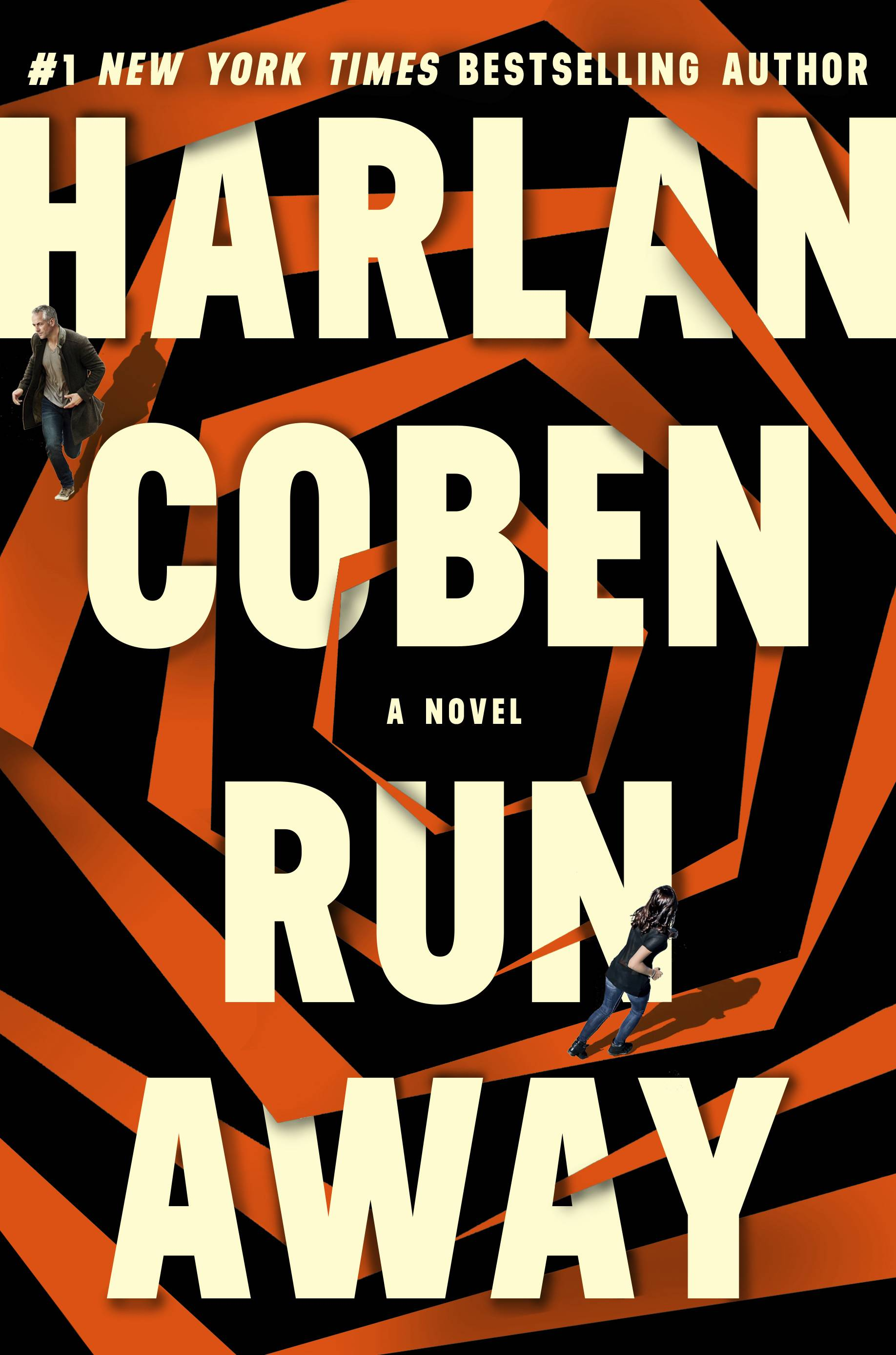 """Run Away,"" a novel by Harlan Coben."