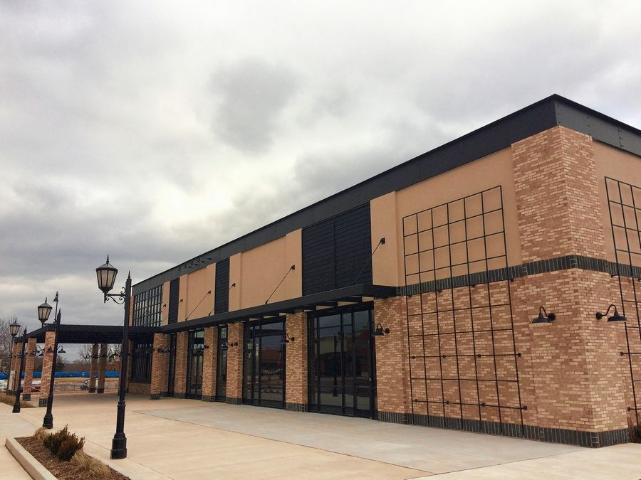This 12,000-square-foot building was built for a Rascal Flatts Bar and Grill at The Arboretum of South Barrington. It was supposed to open in June. However, the establishment will not open and the band has distanced itself from the company in charge of the project.