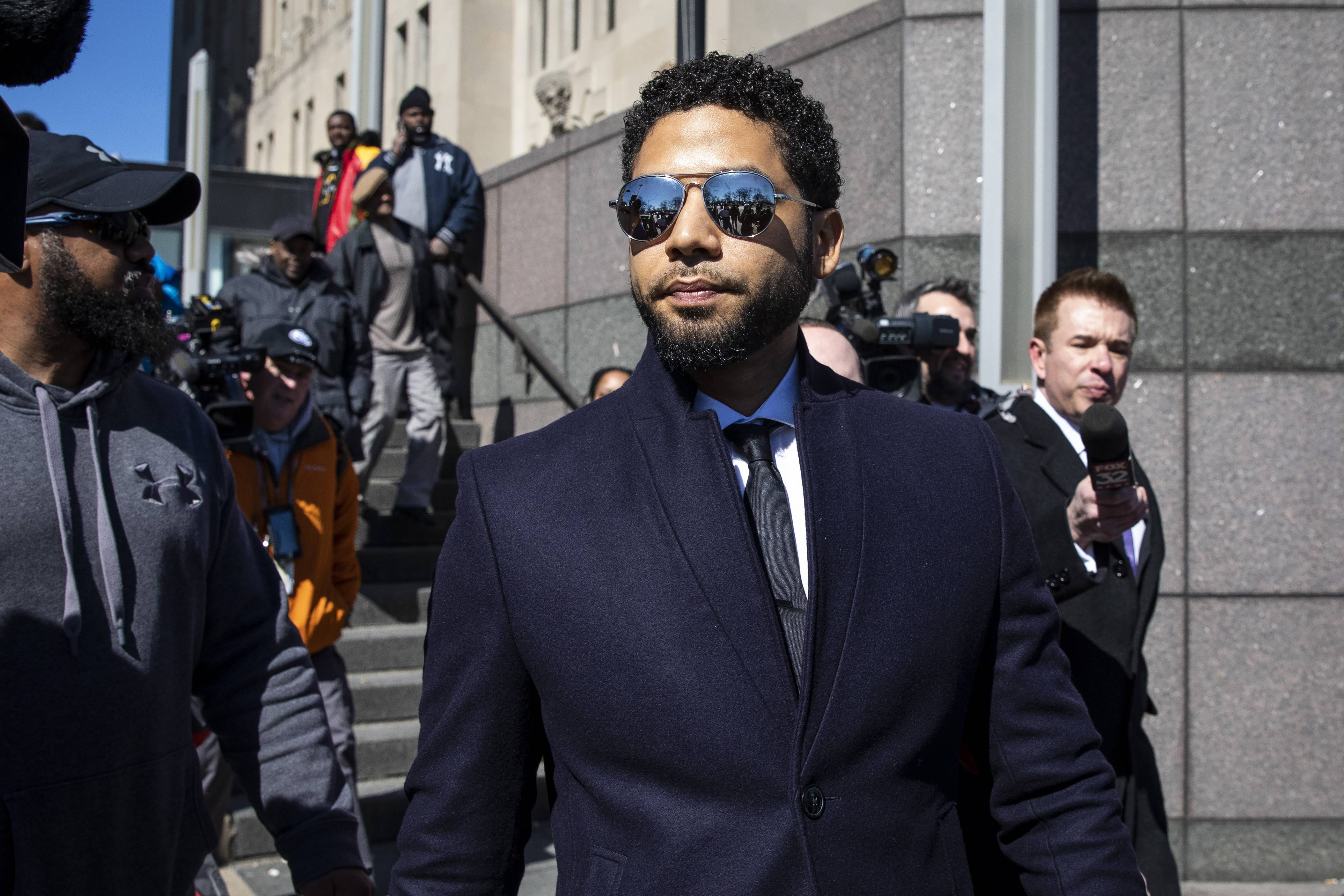 'A whitewash of justice': Emanuel blasts decision to drop charges against Jussie Smollett
