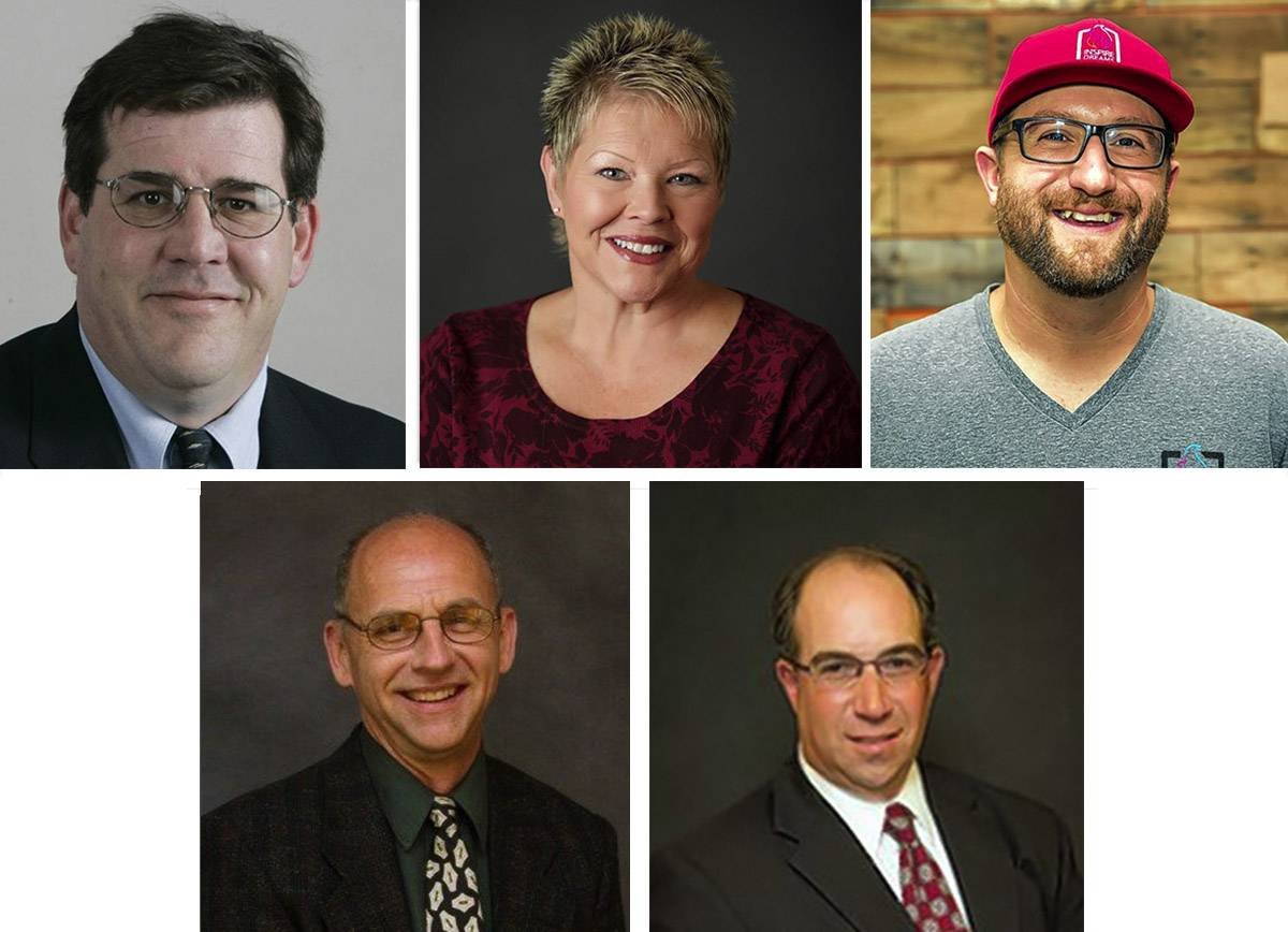 Incumbents vs. challengers in South Elgin village board election