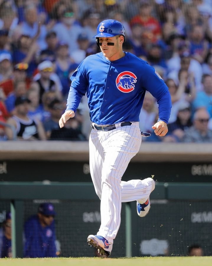 pretty nice 80689 0f31c Rozner: Look for Chicago Cubs' offense to bounce back in 2019