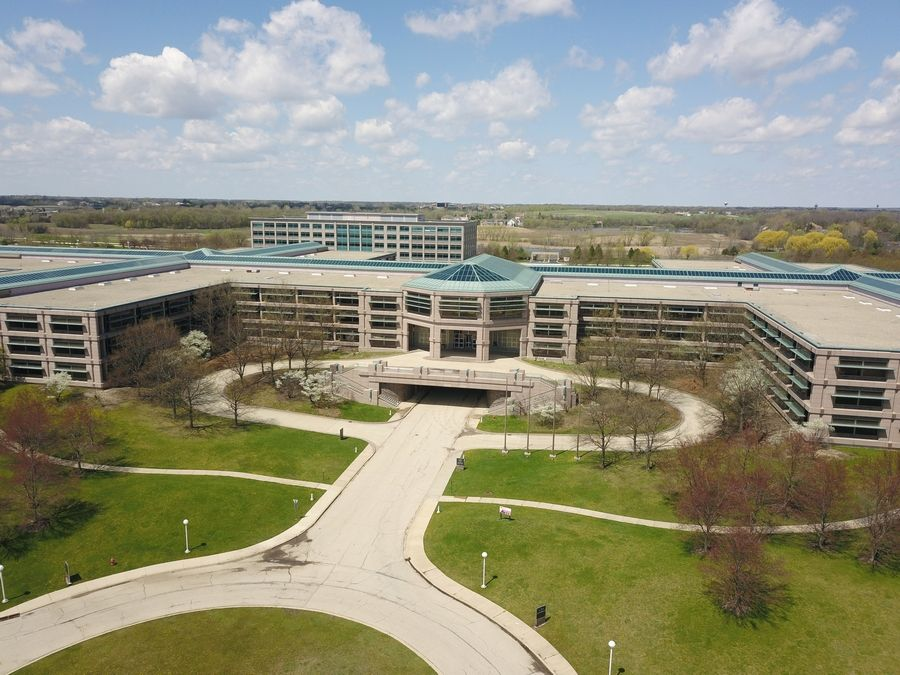 "Somerset Development closed on its purchase of the former AT&T campus in Hoffman Estates Tuesday, aiming to turn it into a second Bell Works ""metroburb"" of housing, businesses and entertainment venues like the project's namesake in Holmdel, New Jersey."