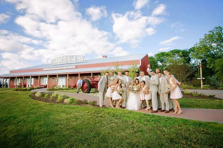 Abbey Farms: The Emporium will host an open house and expo on Sunday, April 14. Talk with wedding ceremony partners and vendors while enjoying refreshments and catering samples.