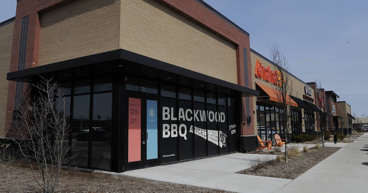 Blackwood BBQ coming to Woodfield Mall outlot