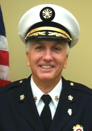 Bartlett Fire Chief Mike Falese is retiring after nine years in the top spot and nearly 12 years with the district altogether.