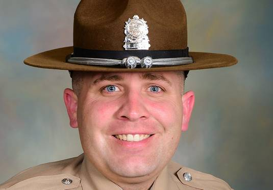 Illinois State Police Trooper Gerald Ellis was killed by a wrong-way driver on the Tri-State Tollway on March 30, in Lake County.
