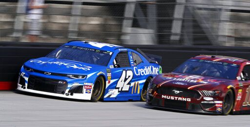 NASCAR's new rules package hits another short track