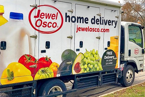 Your groceries … delivered your way by Jewel-Osco