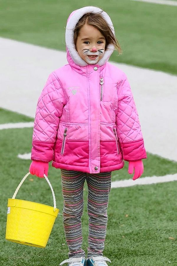 Kids can hunt for 18,000 plastic eggs and other Easter-related goodies at Mooseheart's ninth annual egg hunt on Saturday, April 13.